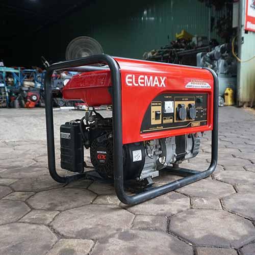 Máy phát điện cũ Elemax SH3200 EX