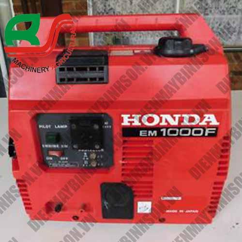 Máy Phát Điện Nhật Cũ Honda EM1000F