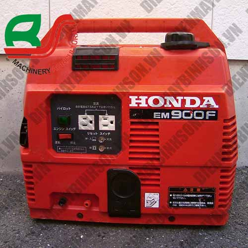 Máy phát điện cũ mini Honda EM900F