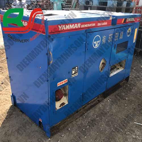 Máy phát điện nhật bãi Yanmar AG40S