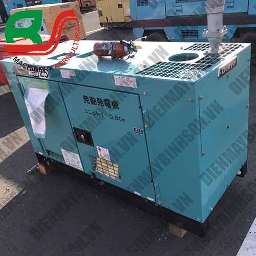 Máy phát điện nhật bãi Denyo DCA25