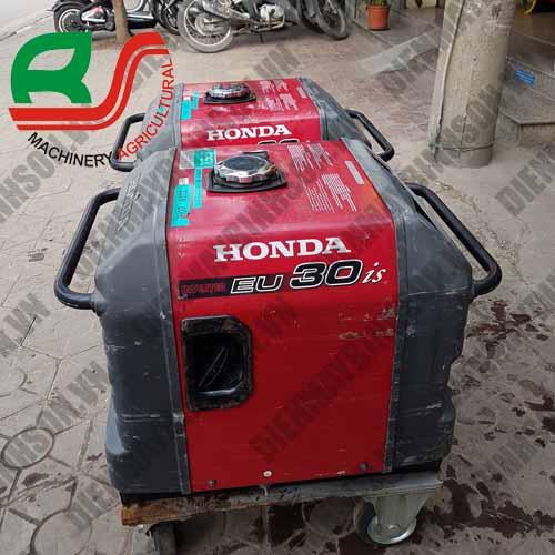 Máy phát điện cũ Honda 30IS