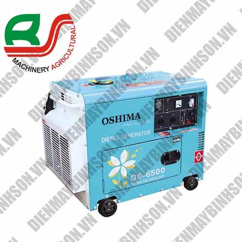 Máy phát điện Oshima OS6500