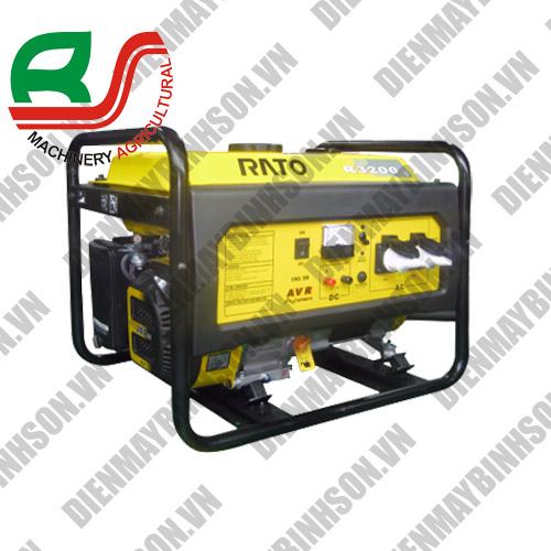 Máy phát điện RATO R3000/R3200