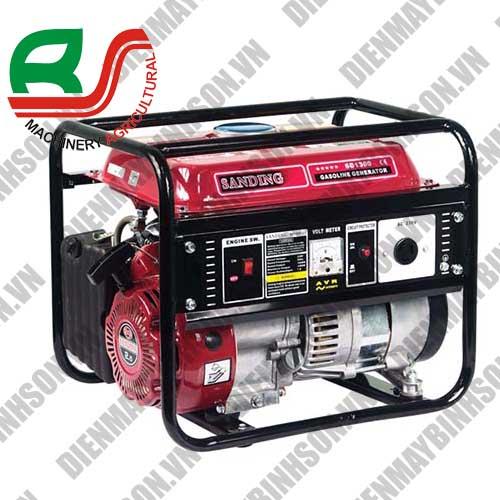 Máy phát điện Sanding SD-1300