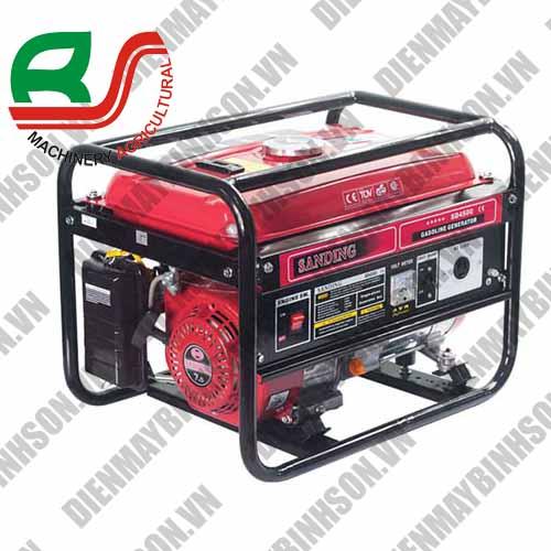Máy phát điện Sanding SD-4500