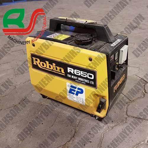 Máy phát điện xách tay Robin R650