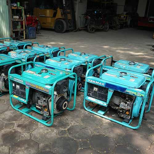 Máy phát điện Yanmar YDG250VA