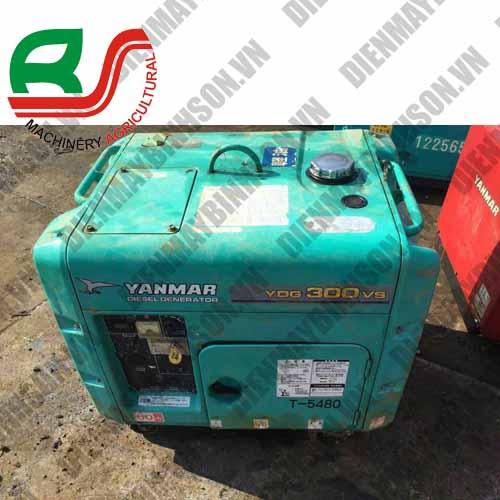 Máy phát điện Yanmar YDG300VS