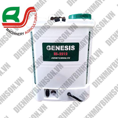 Máy phun thuốc trừ sâu Genesis ES2212
