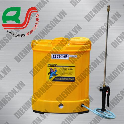 Bình phun thuốc trừ sâu điện FST 20D