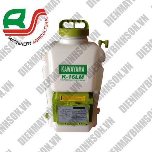 Máy phun thuốc trừ sâu Kawayama K-16LM