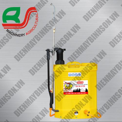 Bình phun thuốc trừ sâu điện Oshima OS20 2CN