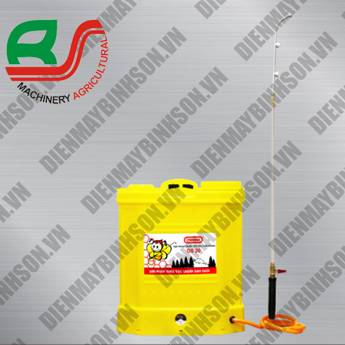 Bình phun thuốc trừ sâu điện Oshima OS20