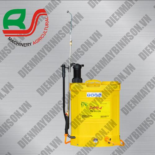 Bình phun thuốc trừ sâu điện Pona PN20- 2CN