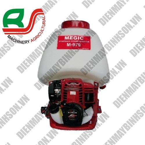 Máy phun thuốc trừ sâu Megic M979