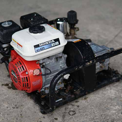 Máy phun thuốc trừ sâu nhật bãi Honda WJ423