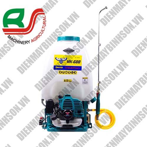 Máy phun thuốc trừ sâu Motokawa MK68B