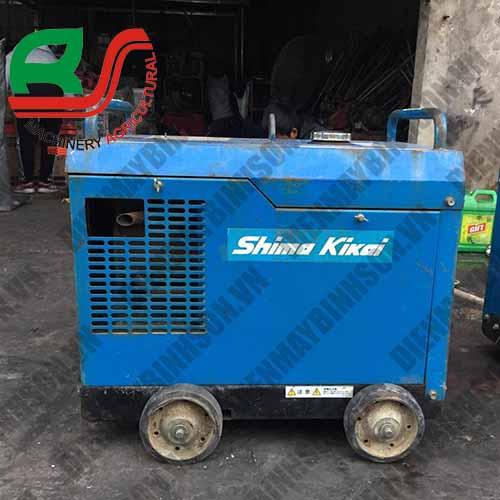 Máy rửa xe áp lực Nhật cũ OK511