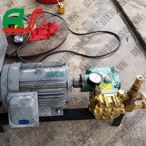 Máy xịt rửa áp lực cũ nhật 3HP