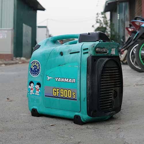 Máy phát điện nhật bãi Yanmar GF900s