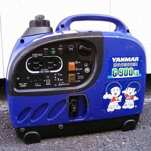 Máy phát điện nhật bãi Yanmar G900is